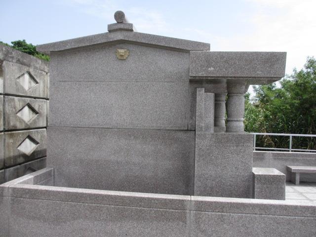 御影石墓工事中型タイプ④