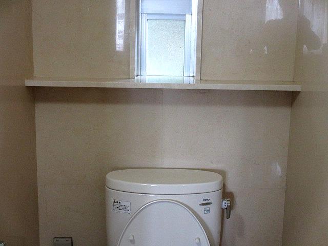 トイレの面台