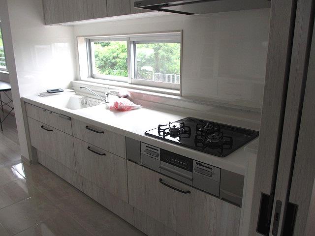 キッチンの天板