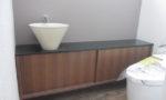 洗面カウンター天板2