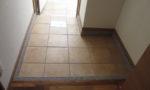 玄関框・巾木御影石