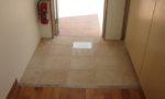 玄関框御影石